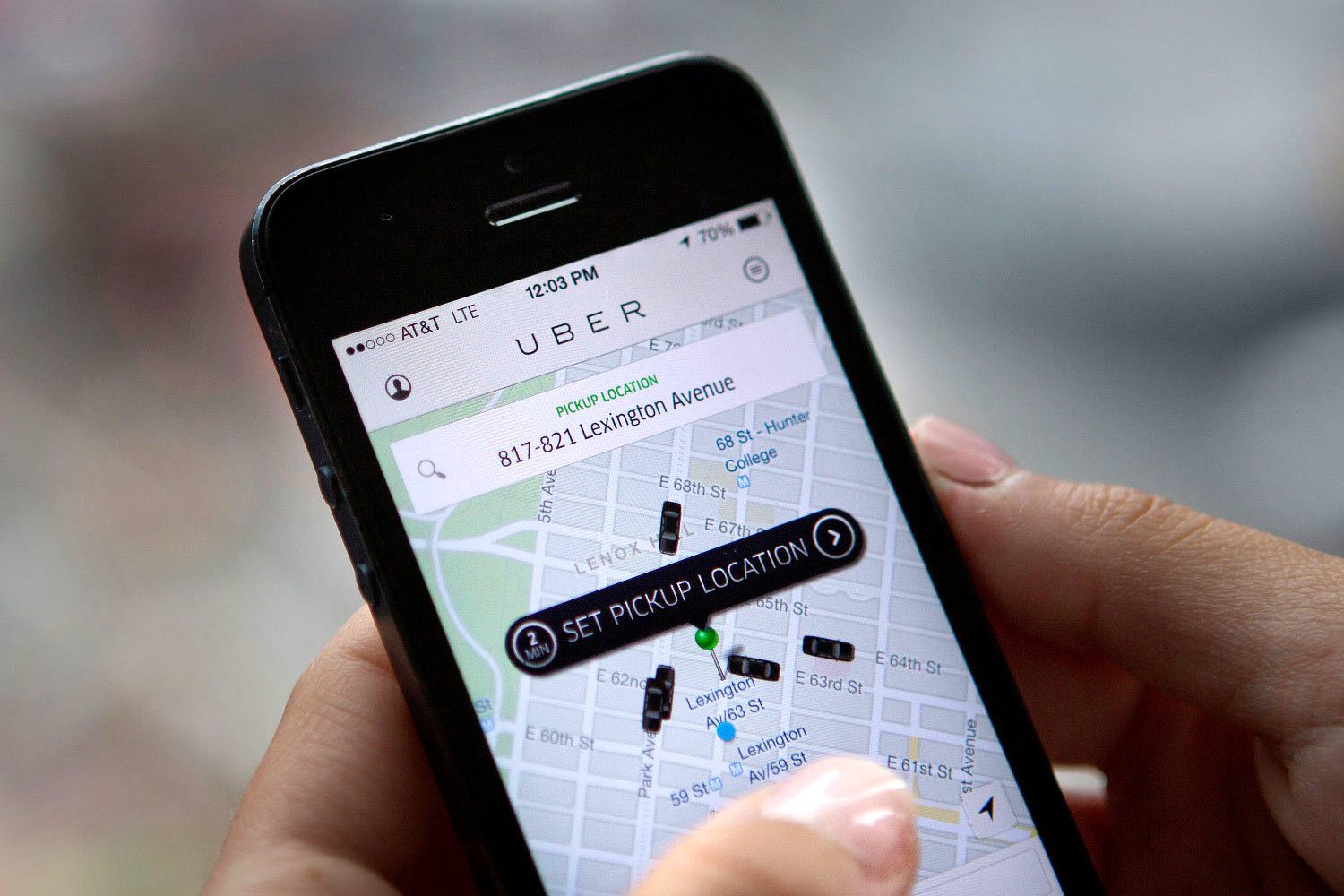 Uber Data Breach: Where do we go from here? – Syracuse Law